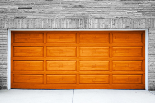 New Garage Door in California